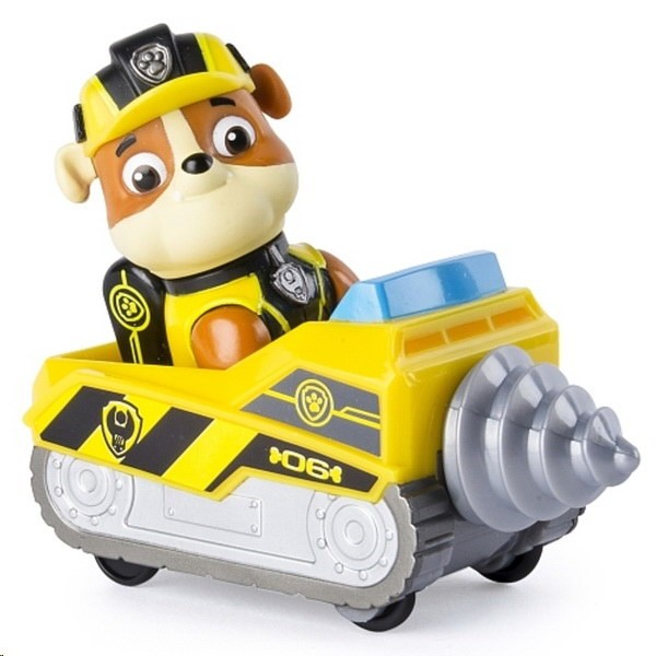 Rubble - Mini Miner - Paw Patrol Mission Paw