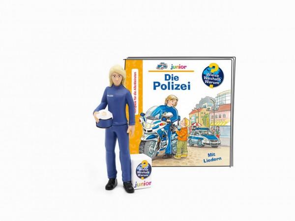 Tonies - Wieso Weshalb Warum junior - Die Polizei - Hörspiel mit Liedern