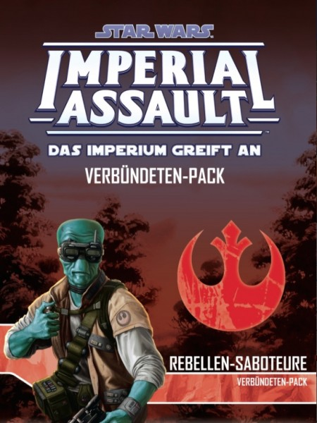 Star Wars Imperial Assault - Rebellen-Saboteure