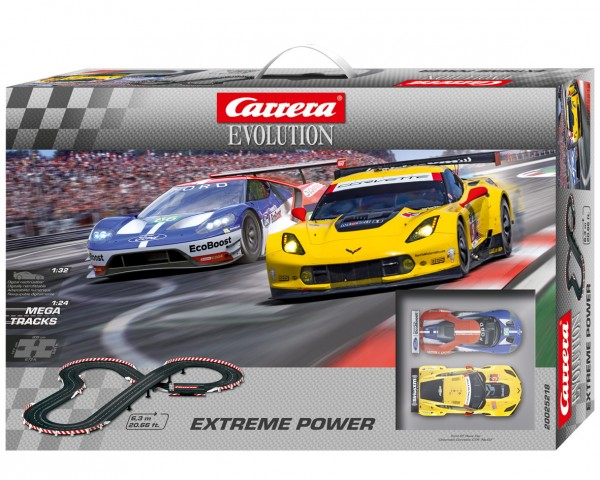 Carrera Evolution - Extreme Power (25218)