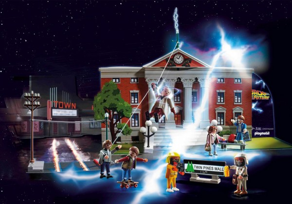 Playmobil 70574 - Back to the Future Adventskalender
