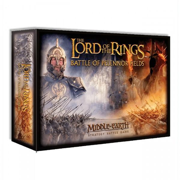 Games Workshop - Herr der Ringe - Die Schlacht auf den Pelennor Feldern - Spiel