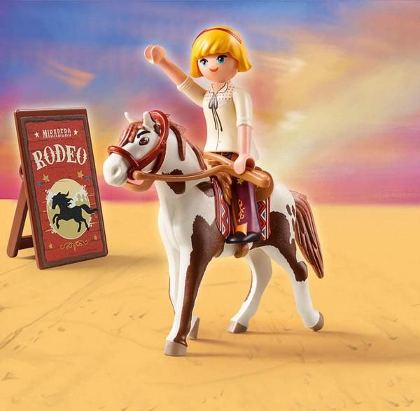Playmobil 70698 - Rodeo Abigail - Spirit - Riding Free