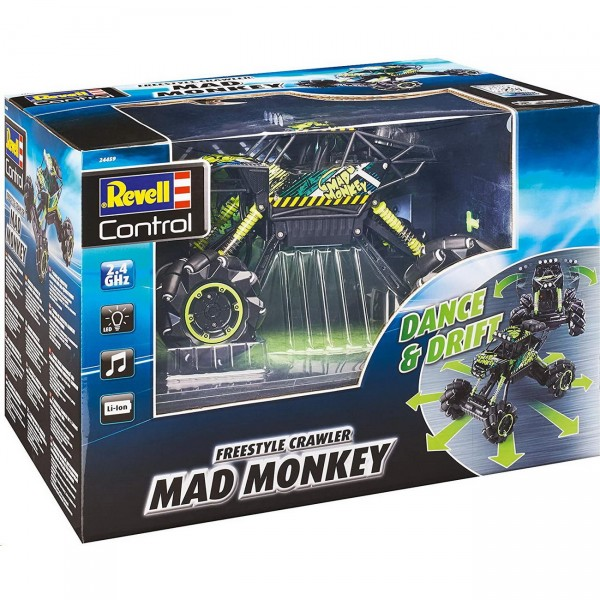 Revell Control 24459 - Freestyle Crawler MAD MONKEY - Auto