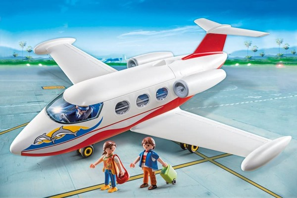 Playmobil 6081 - Ferienflieger (Summer Fun)