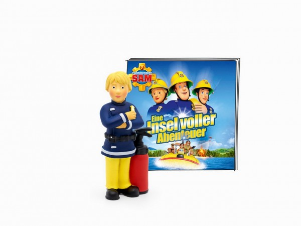 Tonies - Feuerwehrmann Sam - Eine Insel voller Abenteuer - Hörspiel