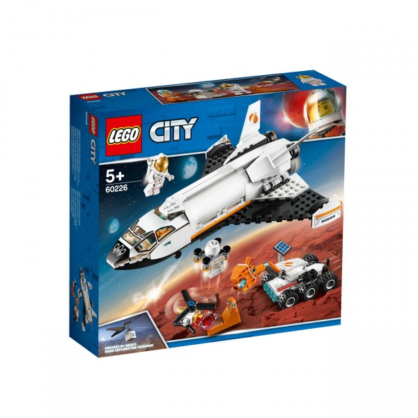 LEGO City (60226) Mars-Forschungsshuttle