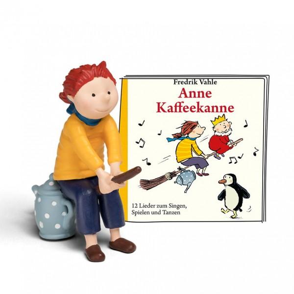 Tonies - Anne Kaffeekanne - 12 Lieder zum Singen und Spielen