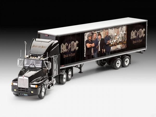 Revell 07453 - AC/DC Tour Truck Geschenkset - Limited Edition