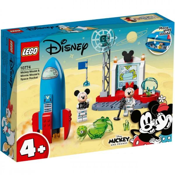 LEGO Disney 10774 - Micky und Minnies Weltraumrakete