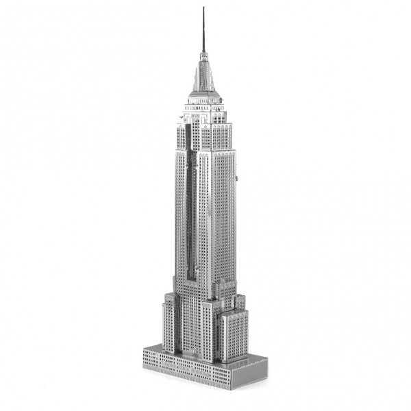 Metal Earth - ICONX - Empire State Building