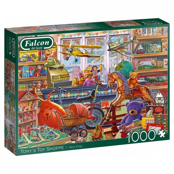 Puzzle - Tonys Top Shoppe (Falcon de Luxe) - 1000 Teile