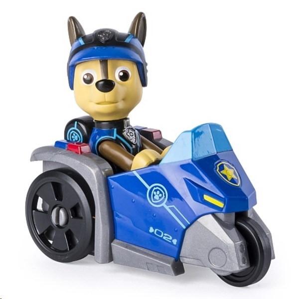 Chase - Mini Three Wheeler - Paw Patrol Mission Paw