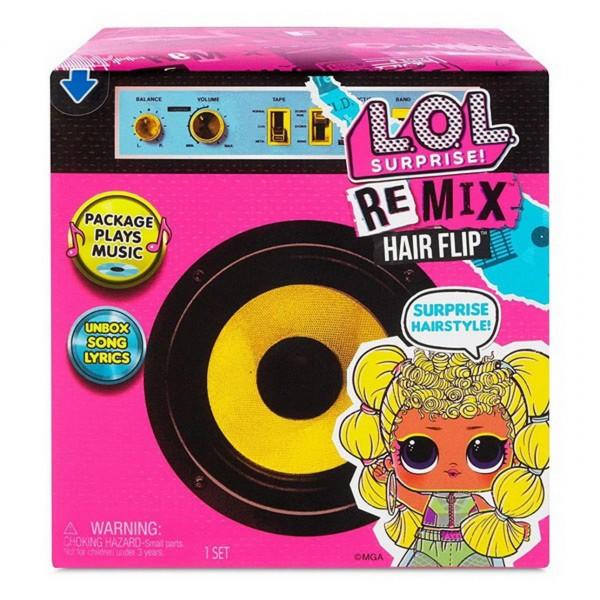 L.O.L. Surprise - Remix Hairflip Tots