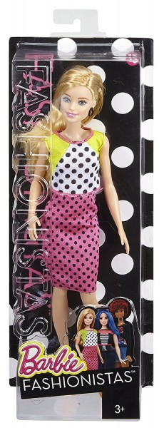 BARBIE Fashionistas - Dolled up Dots (13)