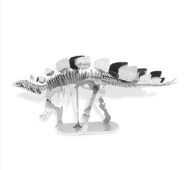 Metal Earth - Stegosaurus Skelett