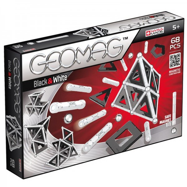GEOMAG Classic Black & White 68