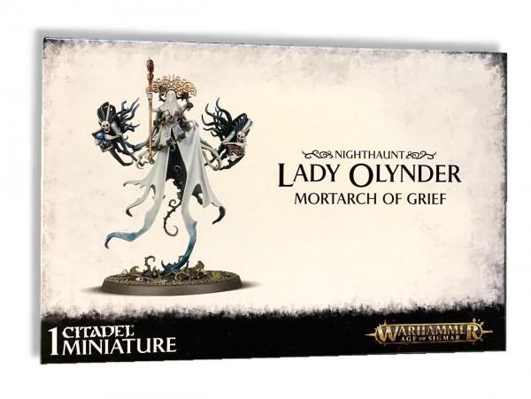 Warhammer: Age of Sigmar - Nighthaunt Lady Olynder