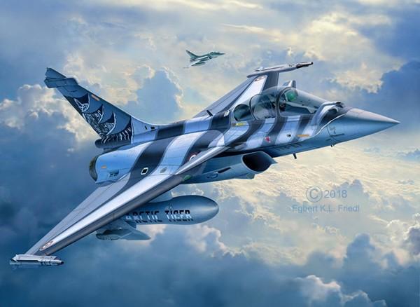 Revell 03901 - Dassault Rafale C - Modell
