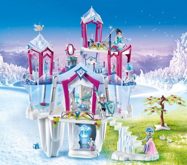 Playmobil Magic 9469 - Funkelnder Kristallpalast