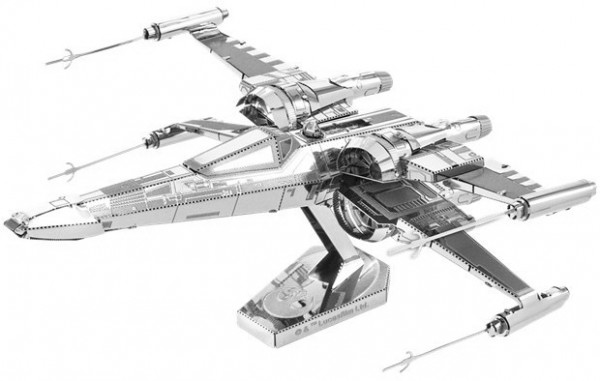 Metal Earth - Star Wars - X-wing Fighter Poe Dameron