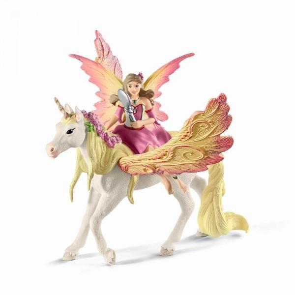 Feya mit Pegasus-Einhorn - Schleich (70568) bayala