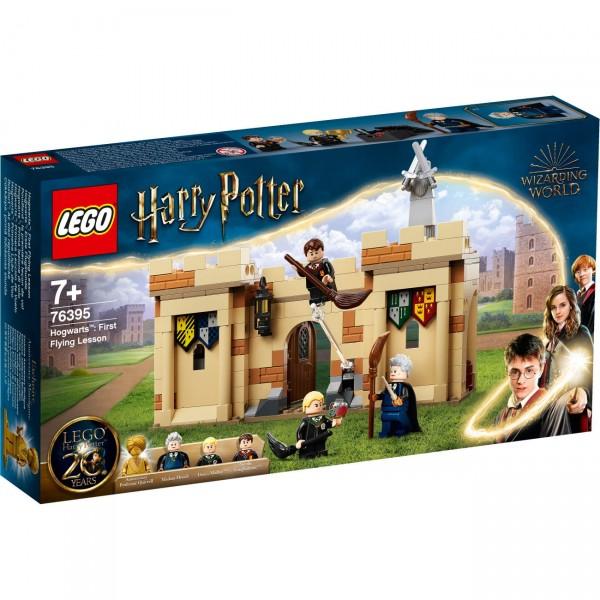 LEGO Harry Potter 76395 - Hogwarts: Erste Flugstunde