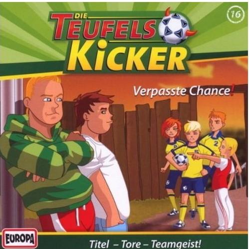 CD Teufelskicker: Verpasste Chance! (16)