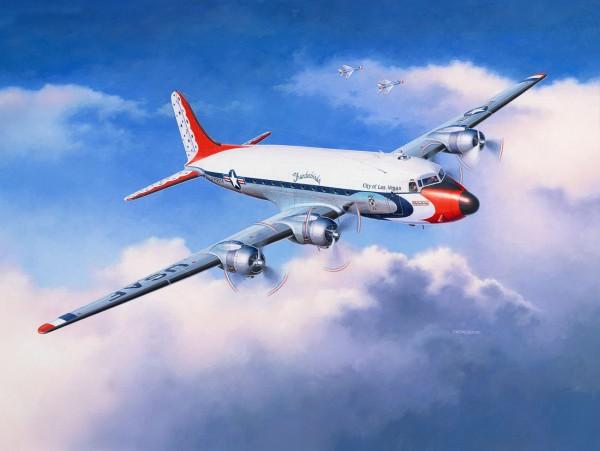 Revell 03920 - C-54D Thunderbirds - Platinum Edition - Modell