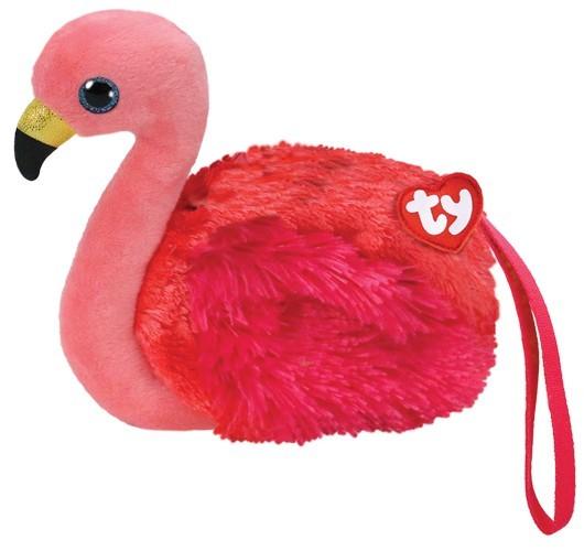 Glubschis Geldbörse - Gilda - Flamingo