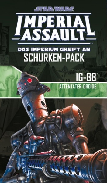 Star Wars Imperial Assault - IG-88