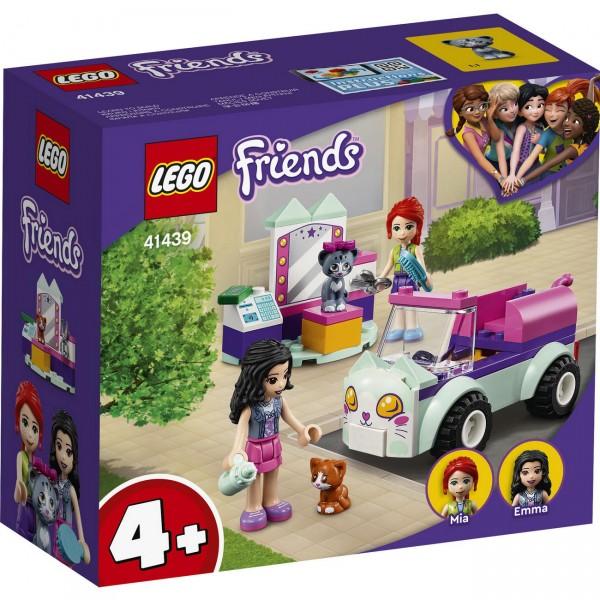 LEGO Friends 41439 - Mobiler Katzensalon