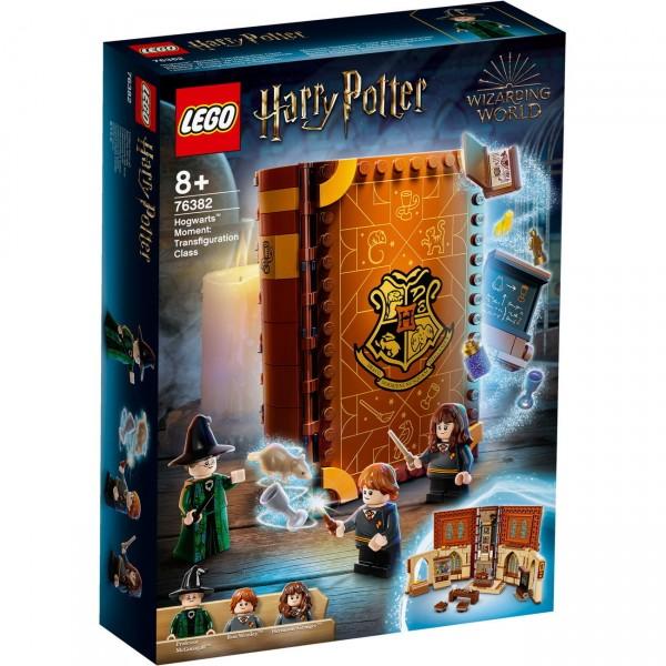 LEGO Harry Potter 76382 - Hogwarts Moment: Verwandlungsunterricht (76382)