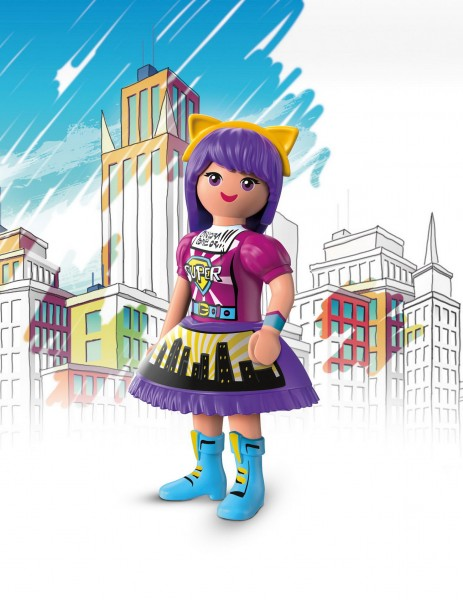 Playmobil 70473 - Viona Comic World - EverDreamerz