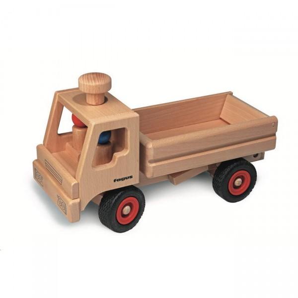 fagus LKW-Kipper (10-45) Holzspielzeug