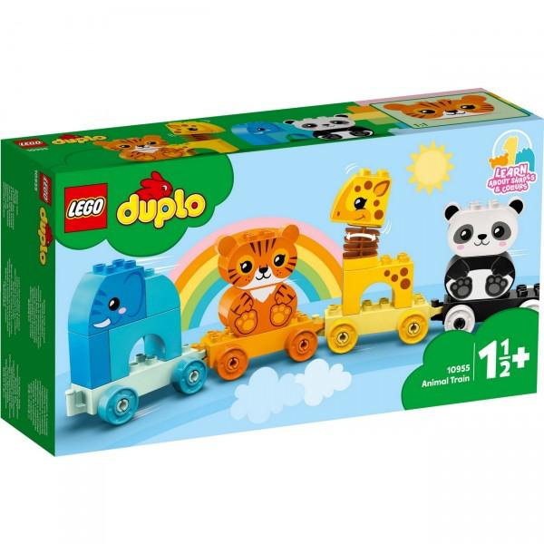 LEGO DUPLO 10955 - Mein erster Tierzug