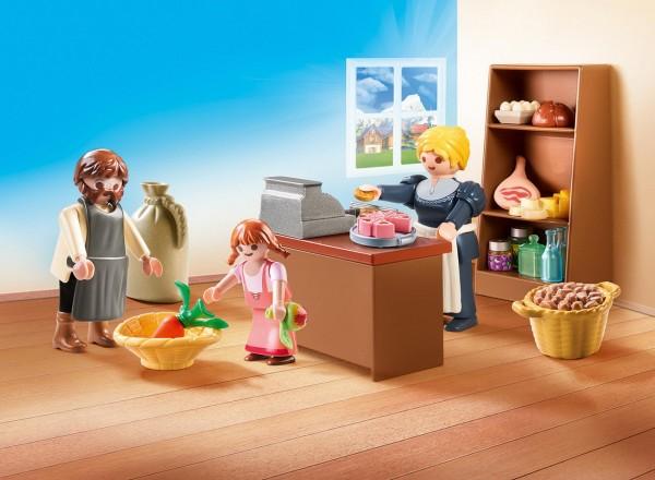 Playmobil 70257 - Dorfladen der Familie Keller - Heidi