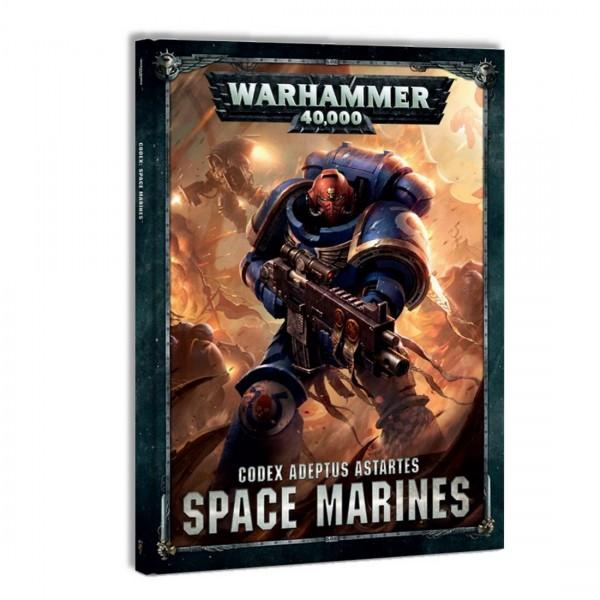 Codex Adeptus Astartes: Space Marines - Buch