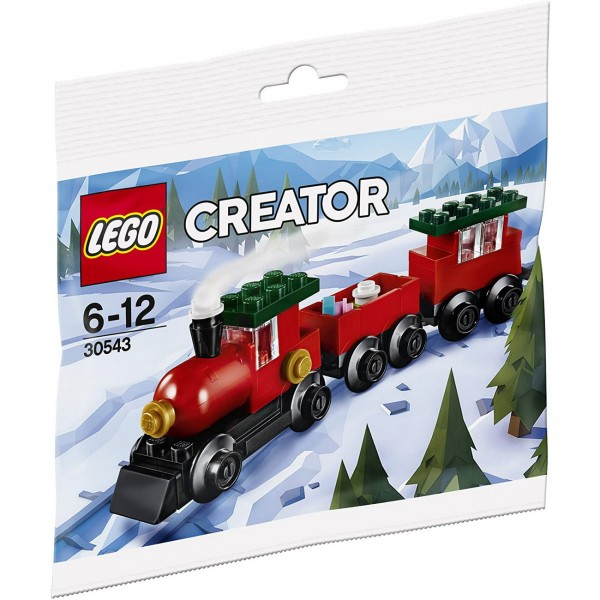 LEGO Minifigures 30543 - Weihnachtszug
