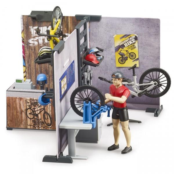 bworld 63120 - Fahrradshop und Werkstatt