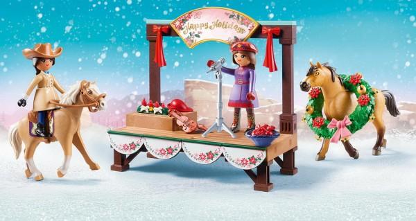 Playmobil 70396 - Weihnachtskonzert - Spirit - Riding Free