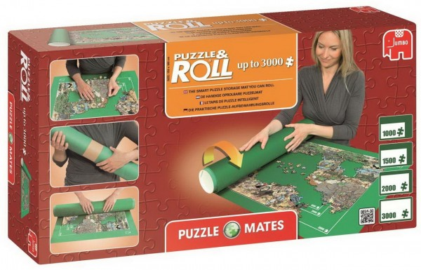 Puzzlematte Puzzle & Roll 500 - 3000 Teile (Jumbo)