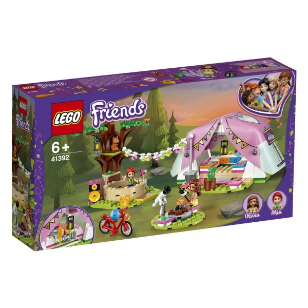 LEGO Friends - Camping in Heartlake City (41392)