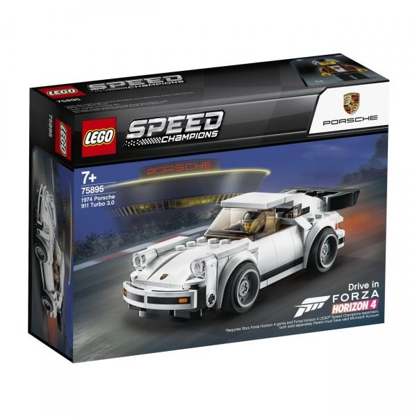 LEGO Speed Champions 75895 - 1974 Porsche 911 Turbo
