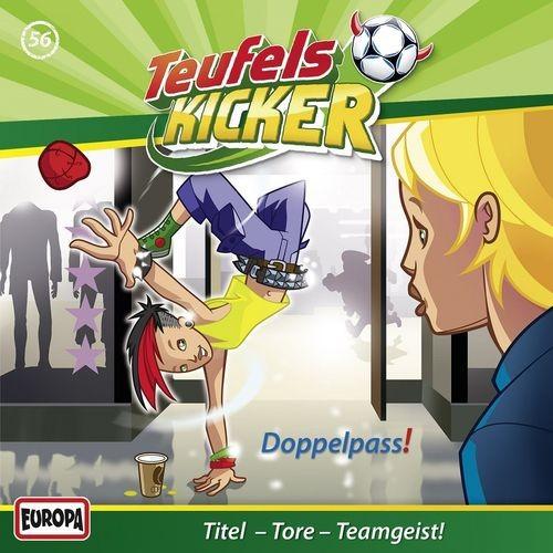 CD Teufelskicker: Der Doppelpass (56)
